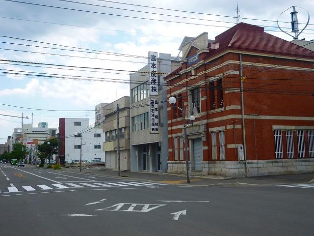 駅前通 西2条南5丁目(平成27年7月)