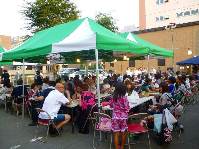 大通夏祭り1