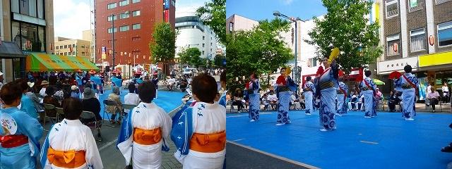 中山民族舞踊1